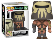 Funko Pop! Rick and Morty: Hemorrage #342