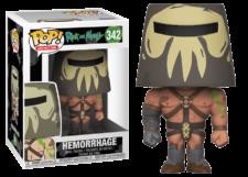 Funko Pop! Rick and Morty: Hemorrage #342