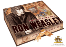 Ron Weasley Artefacts Box