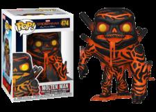 Funko Pop! Spider-Man: Molten Man #474