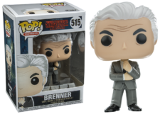 Funko Pop! Stranger Things: Brenner #515