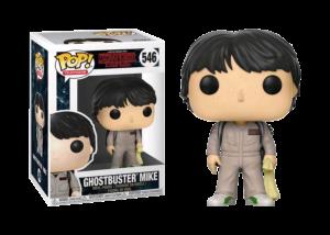 Funko Pop! Stranger Things: Ghostbuster Mike #546