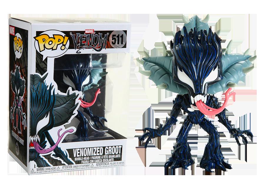 Funko Pop! Marvel: Venomized Groot #511