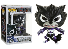 Funko Pop! Marvel: Venomized Rocket #515