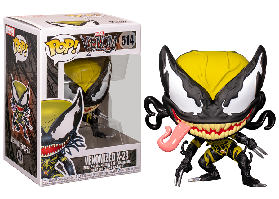 Funko Pop! Marvel: Venomized X-23 #514