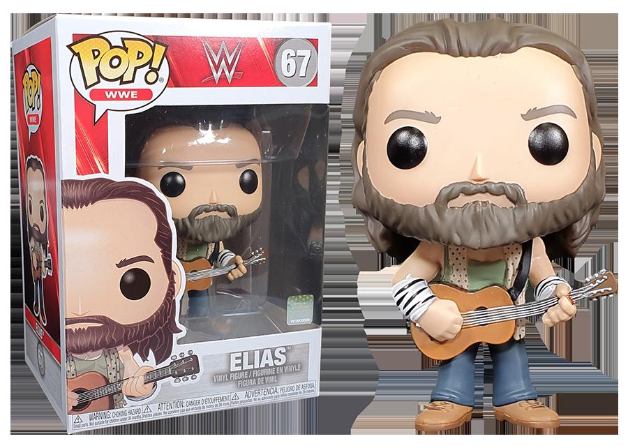 Funko Pop! WWE: Elias with Guitar #67