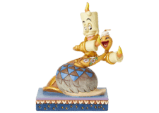 "Disney Traditions: Lumiere and Plumette ""Romance by Candlelight"""