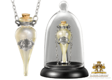 Harry Potter: Felix Felicis Pendant and Display