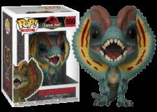 Funko Pop! Jurassic Park: Dilophosaurus #550
