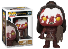 Funko Pop! Lord of the Rings: Lurtz (Uruk Hai) #533