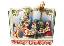 "Disney Traditions: Mickey and Friends ""Christmas Storybook"""