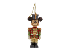 Disney Traditions: Nutcracker Ornament: Mickey Mouse