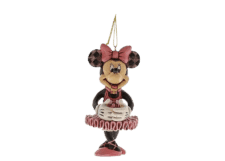 Disney Traditions: Nutcracker Ornament: Minnie Mouse