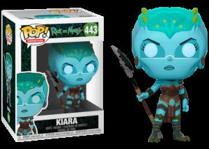 Funko Pop! Rick and Morty: Kiara #443
