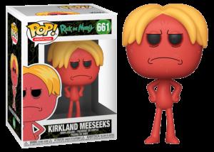 Funko Pop! Rick and Morty: Kirkland Meeseeks #661