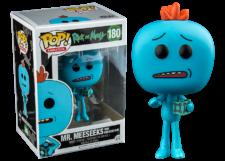 Funko Pop! Rick and Morty: Mr. Meeseeks w/ Box #180
