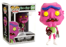 Funko Pop! Rick and Morty: Scary Terry #344