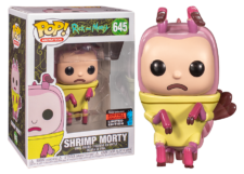 Funko Pop! Rick and Morty: Shrimp Morty #645