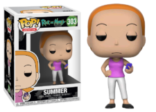 Funko Pop! Rick & Morty: Summer #303