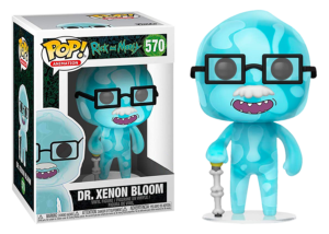 Funko Pop! Rick and Morty: Dr. Xenon Bloom #570