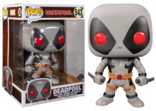 Funko Pop! Marvel: 10 Inch Deadpool Grey #543