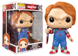 Funko Pop! Child's Play 2: 10 Inch Chucky #973