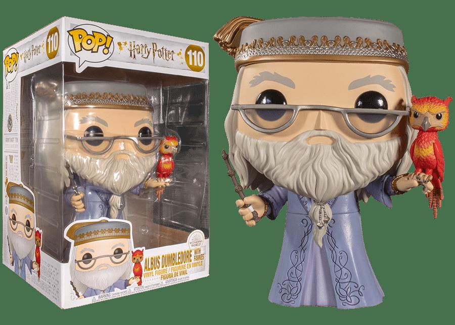 Funko Pop! Harry Potter: 10 inch Dumbledore #110
