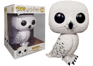 Funko Pop! Harry Potter: 10 inch Hedwig #70