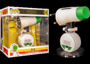 Funko Pop! Star Wars: 10 inch D-O #336