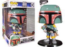 Funko Pop! Star Wars: 10 inch Boba Fett #367