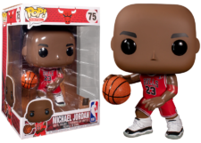 Funko Pop! Basketball - 10 inch Michael Jordan #75