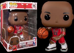 Funko Pop! Basketball - 10 inch Michael Jordan #75