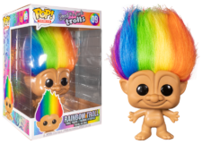 Funko Pop! Good Luck Trolls: 10 inch Rainbow Troll #09