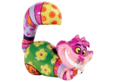 Disney Britto: Cheshire Cat Mini Figurine