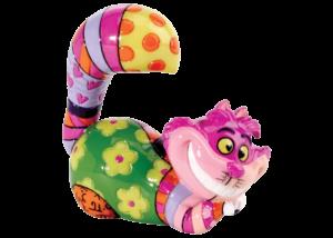 Disney Britto: Cheshire Cat Mini Figurine