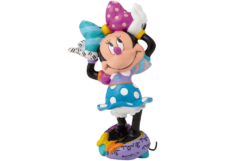 Disney Britto: Minnie Mouse Mini Figurine