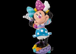 Disney Britto: Minnie Mouse Mini Figurine