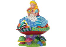Disney Britto: Alice in Wonderland Figurine