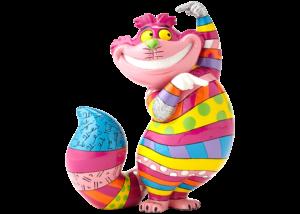 Disney Britto: Cheshire Cat Figurine
