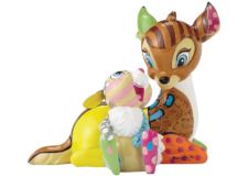 Disney Britto: Bambi and Thumper Figurine