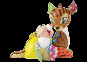 Disney Britto: Bambi and Thumper Figurine