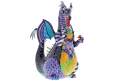 Disney Britto: Maleficent Dragon Figurine