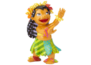 Disney Britto: Lilo Figurine