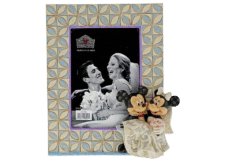 Disney Traditions: Mickey and Minnie Mouse Wedding Frame