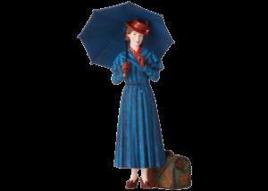 Disney Showcase: Live Action Mary Poppins Figurine