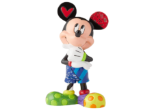 Disney Britto: Mickey Mouse Thinking Figurine
