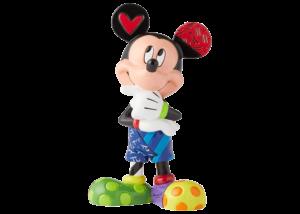 Disney Britto: Mickey Mouse Thinking Figurine