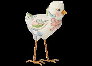 Heartwood Creek: Standing Chick Mini Figurine