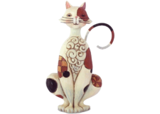 Heartwood Creek: Spotted Cat Mini Figurine