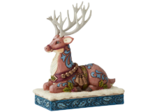 "Heartwood Creek: Victorian Reindeer ""Calm Before The Eve"""